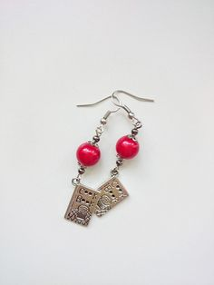 Check out our dangle & drop earrings selection for the very best in unique or custom, handmade pieces from our shops. Drop Earrings, Etsy, Jewelry, Gift, Atelier, Schmuck, Boyfriend, Jewlery, Jewerly
