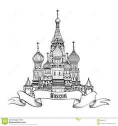 moscow illustration - Google Search