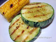 Zucchini, Grilling, Bbq, Vegetables, Food, Barbecue, Barrel Smoker, Crickets, Essen