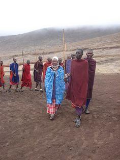 Tanzania - Ngorongoro Conservation Area - Maasai Village Culture Tour      One AMAZING PLACE !!!! Remember it well...timeless beauty...