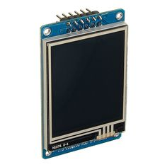 1.8 Inch LCD Screen SPI Serial Port Module TFT Color Display Touch Screen ST7735 For Arduino Serial Port, Photography Camera, Electronic Cigarette, Arduino, Spy, Printer, Gadgets, Display, Touch