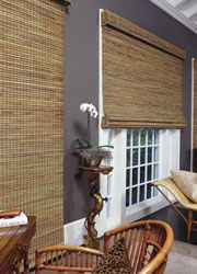 "Check out this great Woven Wood Shades - South Seas 2"" Woven Wood Bl... on AmericanBlinds.com – make those windows beautiful!"