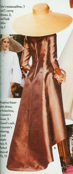 1991Christian Dior Spring Summer