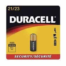 Duracell Products Security Battery 12 Volt 1 Pack Sold As 1 Ea 12 Volt Security Battery Provides Trustworthy Power For Many Car Alarm Remotes Electroni Duracell Home Security Devices Battery