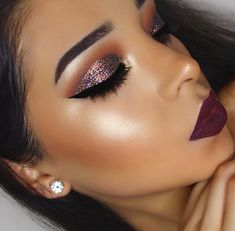 Beauty Products :: Cosmetics:: Lipstick, Eye Shadow, Mascara, Blush Powder :: ZAIMARA Inspiration:: Bohemian Shades:: Pallet of Colors:: Hair & Beauty :: Fall in Love ::