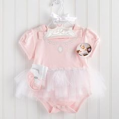 Little Princess baby girl outfit.