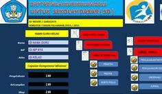 Forum PTK: Download Aplikasi Penilaian Kurikulum 2013 SD, SMP... Microsoft Excel, Microsoft Office, Lettering, Education, Words, Sd, Programming, Costa, Gardening