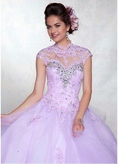 Charming Tulle Sweetheart Neckline Floor-length Ball Gown Prom Dress