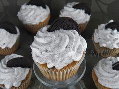 oooo Oreo Cupcakes - Mari's Cakes (English)