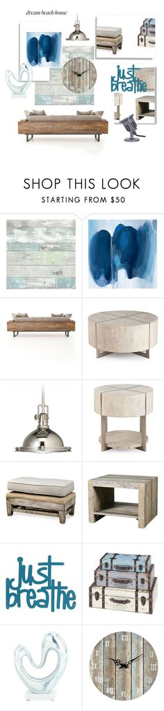 """""""Untitled #875"""" by forkelly1 ❤ liked on Polyvore featuring interior, interiors, interior design, home, home decor, interior decorating, Wall Pops!, Pottery Barn, Calder and Kichler"""