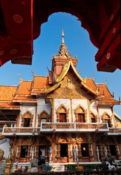 Buddhist temples in Chiang Mai_ Thailand