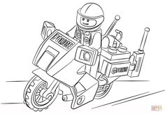 http://colorings.co/lego-city-coloring-pages/ - lego city coloring pages  Just Colorings