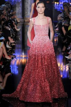 Elie Saab - Haute Couture Fall Winter 2014-15 - look 18