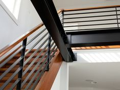 Steel Girder Balustrade