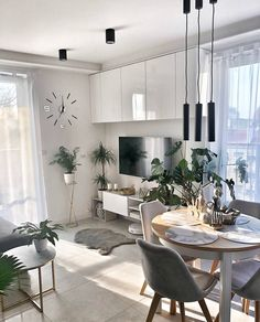 [New] The 10 Best Home Decor (with Pictures) - . Small Living Rooms, Living Room Designs, Living Room Decor, Living Room Inspiration, Interior Inspiration, Decor Interior Design, Interior Decorating, Wood Table, Dining Table