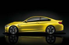 Novo BMW M4 (Foto: Divulgação)