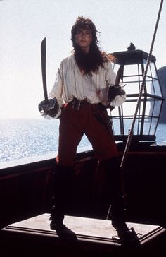 Photo of Cutthroat Island for fans of Geena Davis 32521308 Pirate Queen, Pirate Woman, Pirate Life, Lady Pirate, Geena Davis, Treasure Island, Pirates Of The Caribbean, Character Inspiration, Actresses