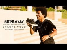 Kevin Romar in the new Stacks Vulc.