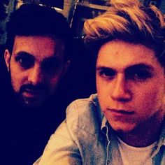 niall and dynamo magician
