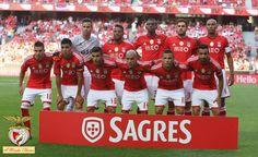 A Minha Chama: 1ª J: SL Benfica 2 Paços de Ferreira 0