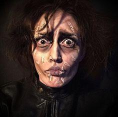 Halloween Makeup Transformations   Rebecca Swift   POPSUGAR Beauty