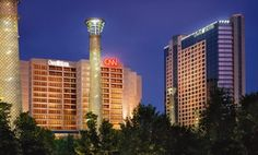 Groupon - Stay at Omni Hotel at CNN Center in Downtown Atlanta, with Dates into March in Atlanta. Groupon deal price: $79