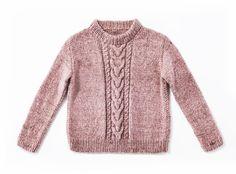 Einen Pullover mit Zöpfen zu stricken, ist etwas aufwendiger. Aber die Arbeit lohnt sich - unser Strickpulli ist ein treuer Begleiter durch den Winter.