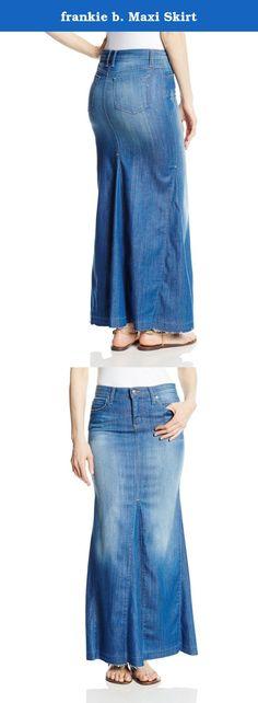 frankie b. Maxi Skirt. Maxi skirt.