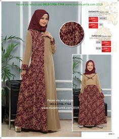 Abaya Fashion, Muslim Fashion, Fashion Dresses, Hijab Dress, Dress Skirt, Batik Couple, Batik Dress, Mode Hijab, African Dress