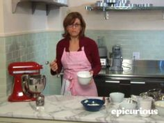 Bobbie Lloyd of New York's famed Magnolia Bakery shows you how to make their frosting at home.