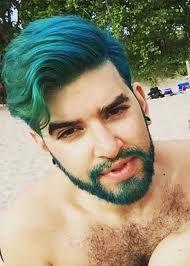 Ideas de colores para el cabello de hombres. De qué color teñirte el pelo según…