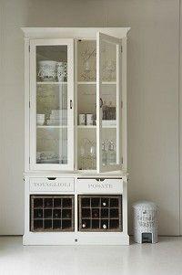 La Cucina Italiana Cabinet