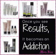 Once you see results, it becomes an addiction. try our #glowandtell skin care…