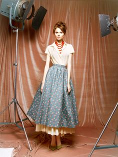 Ulyana Sergeenko Lookbook 2012