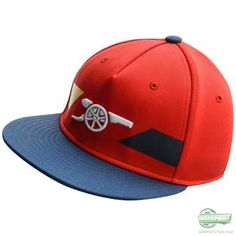 Arsenal Cap Strechfit High Risk Red Dark Denim 5938b05fbaf