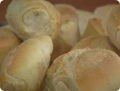 <<:: Lo Nuestro a la Olla ::>> Recetas: Pan francés casero. Bread Machine Recipes, Pan Bread, My Recipes, Bakery, Food And Drink, Cooking, Food Ideas, Cheese Bread, Bread Recipes