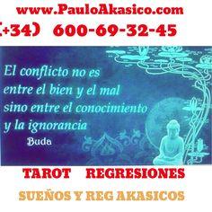 #Tarot #reiki y #regresiones