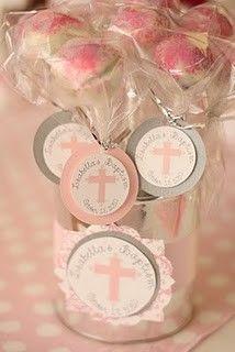 Baptism Cake Pops by corinrc