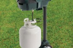 Only Cordless Propane Mosquito Trap