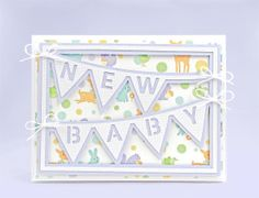 Bunting Card Cover 10