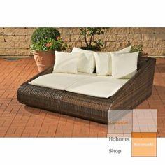ber ideen zu doppelliege auf pinterest rattan. Black Bedroom Furniture Sets. Home Design Ideas