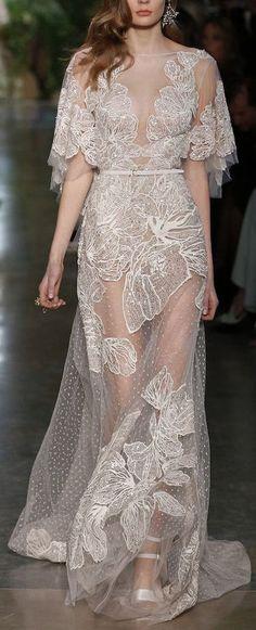 Elie Saab Wedding Gown ❤︎