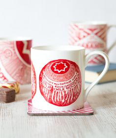 Tunnocks Teacake Mug Coffee Cups Tea Cups Scottish Funny Coffee Mugs Tunnocks Tea Cakes, Tea Biscuits, China Mugs, Funny Coffee Mugs, Tea Mugs, Mug Designs, Mug Cup, Tea Time, Coffee Cups