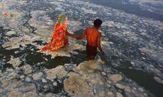Por preservação ambiental, Rio Ganges vira pessoa jurídica na Índia - Jornal O Globo