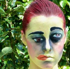 Halloween Picasso face by AliceM-R. on Marriage ceremony Gown Designers Gener Pretty Halloween, Halloween Makeup, Halloween Ideas, Halloween Costumes, Sfx Makeup, Makeup Art, Makeup Ideas, Costume Original, Picasso Portraits