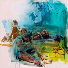 """""""What are you thinking about?"""", la exposición de Beatriz Seijo en la galería de arte Ángel Cantero   SoyRural.es"""