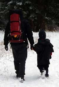 Lightweight Backpacking with Young Children @ Backpacking Light