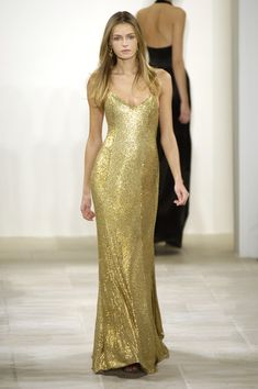 Ralph Lauren- cant wear this but she looks stunning