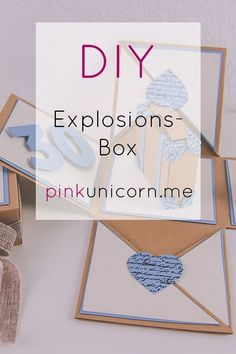 gifts for girls DIY Explosionsbox Reisen Au - Birthday Rewards, Diy Birthday, Birthday Presents, Detaille, When Your Best Friend, Holiday Break, Presents For Men, Explosion Box, Inexpensive Gift