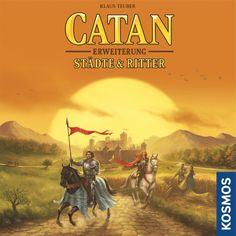 Catan: Städte & Ritter